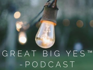 Great Big Yes by Brandy Lidbeck